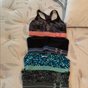 Sports bras